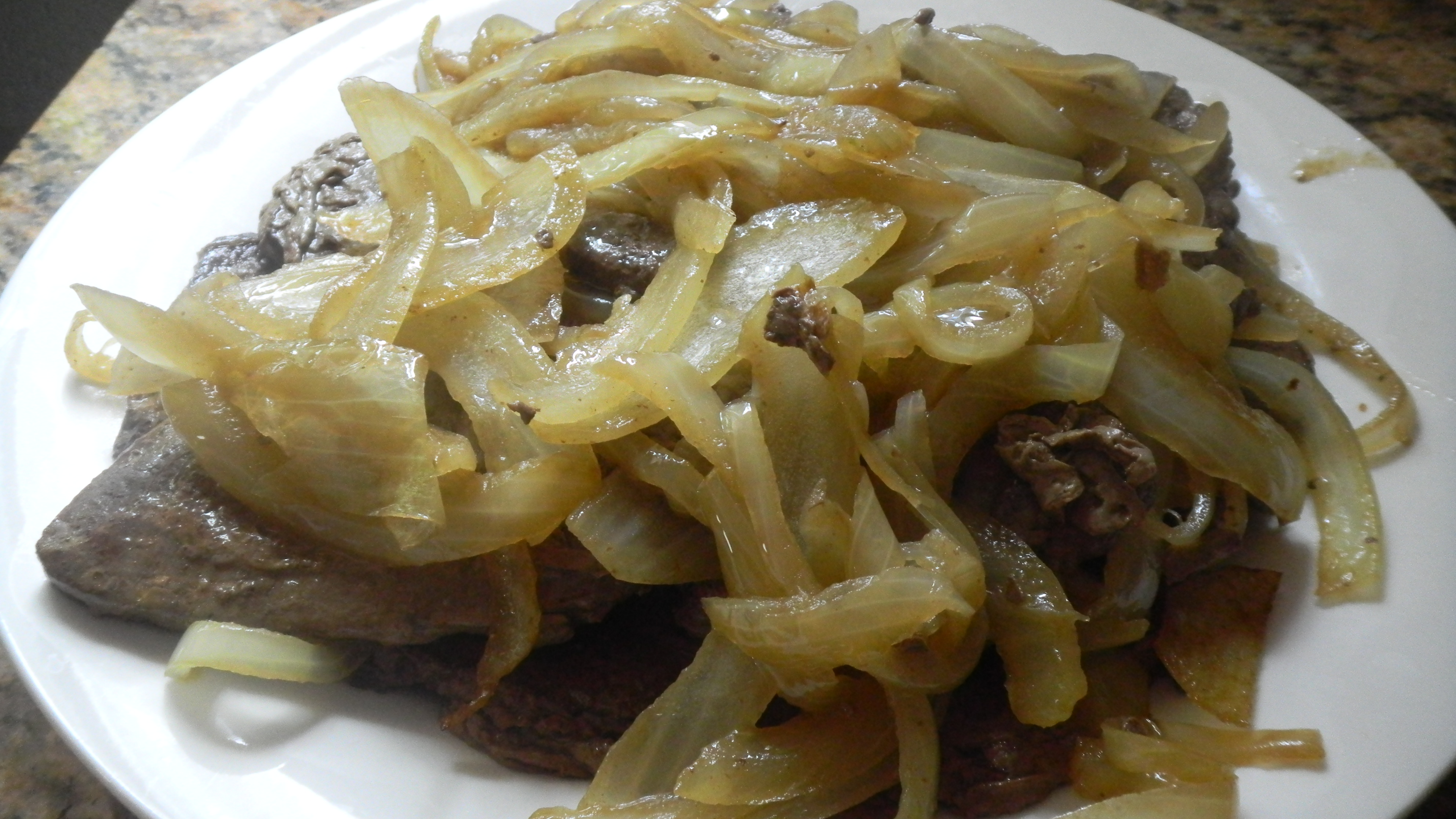 Easy beef liver and onions | The Clean Palate