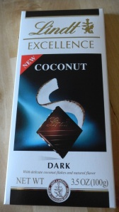 Lindt coconut